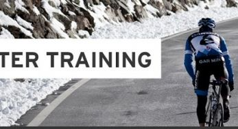 Winter training has arrived