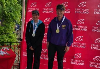 Home Nation Gold for triathlete Melanie Clarke